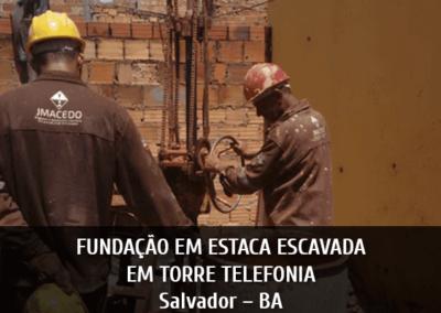 Obra Salvador-BA