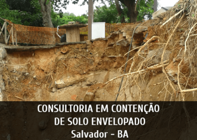 Obra Salvador- BA